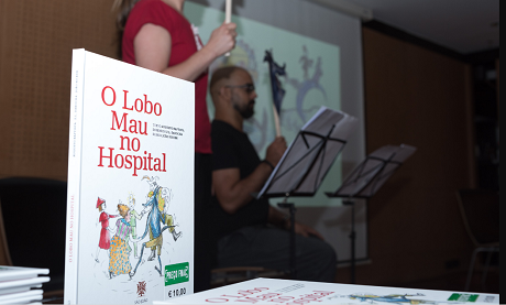 Lan amento do livro o lobo mau no hospital 1 1024 550