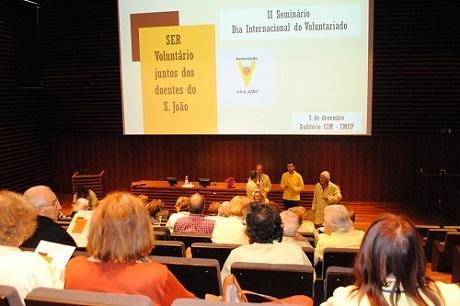 Papel Dos Voluntários No São João é Tema Da Comemoração Do Dia